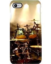 Drummer Light Phone Case i-phone-7-case