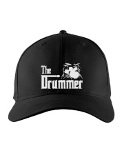 The Drummer  Embroidered Hat front