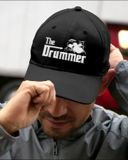 The Drummer  Embroidered Hat garment-embroidery-hat-lifestyle-01