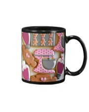 Baker Baking Cookies  Mug tile