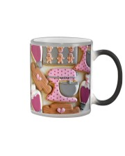 Baker Baking Cookies  Color Changing Mug thumbnail