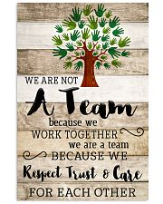 Occupational Therapist We Work Together 11x17 Poster front