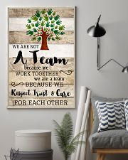 Occupational Therapist We Work Together 11x17 Poster lifestyle-poster-1
