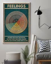 Social Worker Feelings 11x17 Poster lifestyle-poster-1