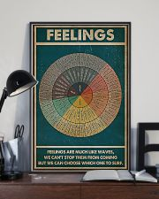 Social Worker Feelings 11x17 Poster lifestyle-poster-2