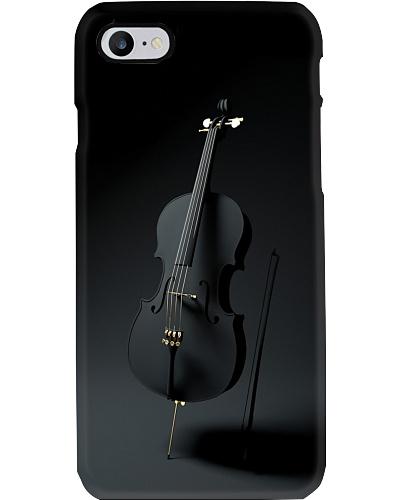 Cello In Black