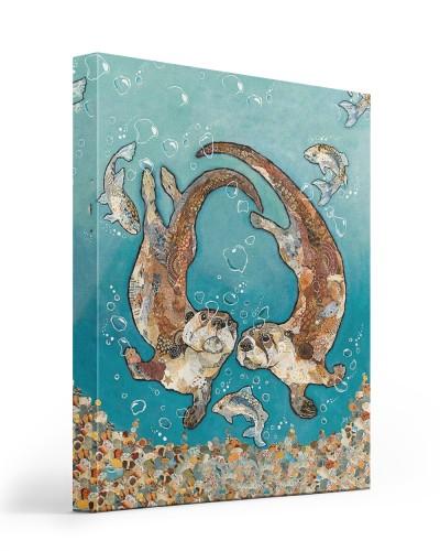 Otter Under The Sea
