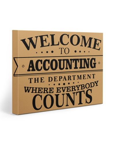 Accountant Welcome To Accounting