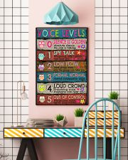 Voice Levels Art Print  11x17 Poster lifestyle-poster-6