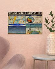 Science Atmospheric Science Knowledge 17x11 Poster poster-landscape-17x11-lifestyle-22