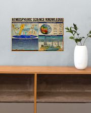 Science Atmospheric Science Knowledge 17x11 Poster poster-landscape-17x11-lifestyle-24