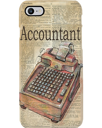 Accountant Vintage Tool