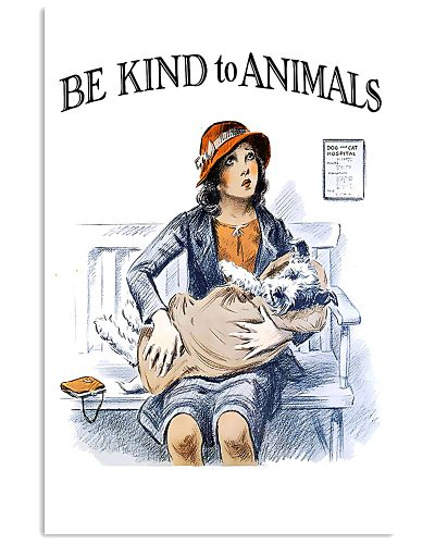 Veterinarian Be Kind To Animals