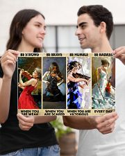 Violinist Be Strong When You Are Weak  17x11 Poster poster-landscape-17x11-lifestyle-20