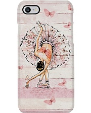 Ballet Pink Girl  Phone Case i-phone-7-case