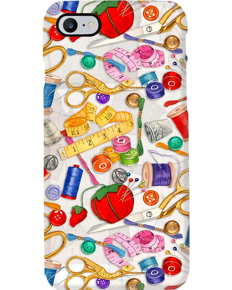 Sewing Tools Phone Case