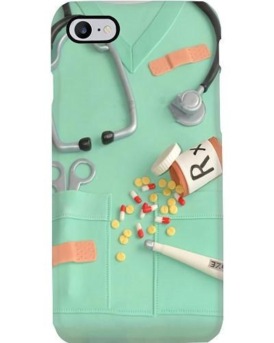 Nurse Green Scrubs