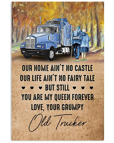 Trucker - You Are My Queen Forever