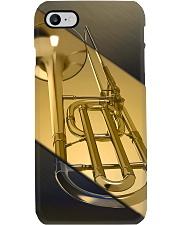 Trombonist Gold Trombone  Phone Case i-phone-7-case