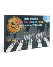 Autism Love And Acceptance 30x20 Gallery Wrapped Canvas Prints thumbnail