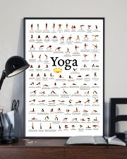 Yoga - Exercise 11x17 Poster lifestyle-poster-2