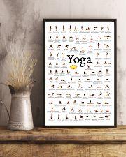 Yoga - Exercise 11x17 Poster lifestyle-poster-3