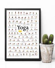 Yoga - Exercise 11x17 Poster lifestyle-poster-8