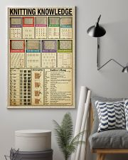 Knitting Knowledge 11x17 Poster lifestyle-poster-1