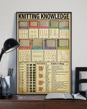 Knitting Knowledge 11x17 Poster lifestyle-poster-2
