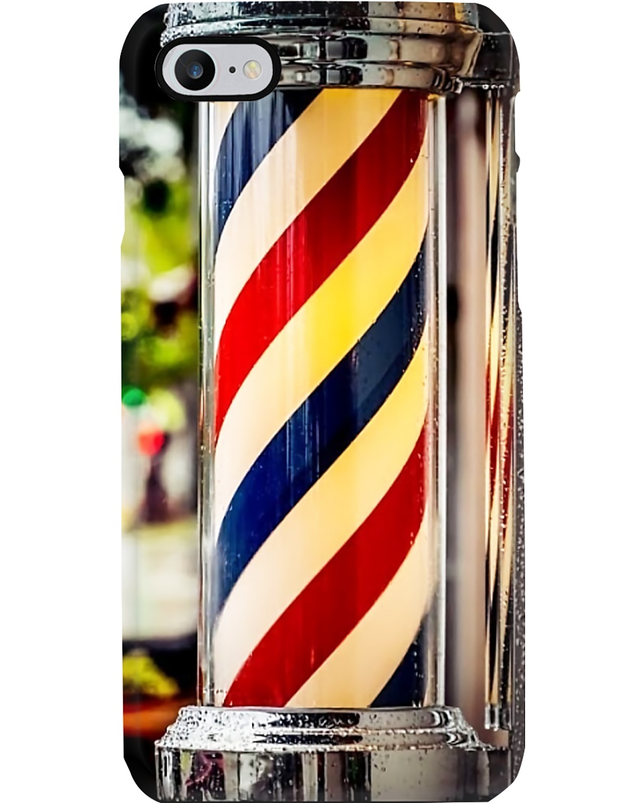 Hairdresser Art Cool Barber  Phone Case