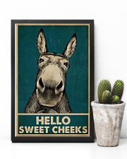 Farmer Hello Sweet Cheeks 11x17 Poster lifestyle-poster-8