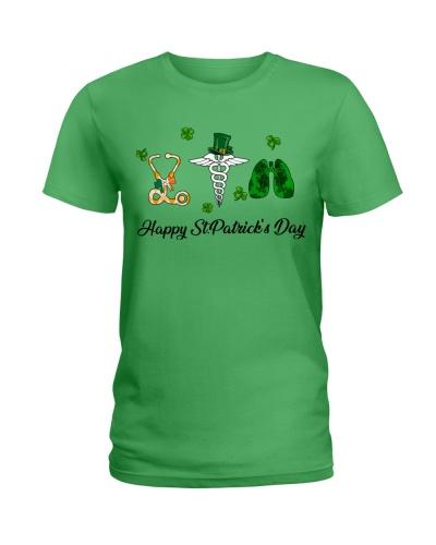 Respiratory Therapist Happy St Patrick's Day