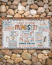 Teacher What Is Your Mindset 17x11 Poster poster-landscape-17x11-lifestyle-15
