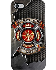 Firefighter All Gave Some Phone Case i-phone-7-case