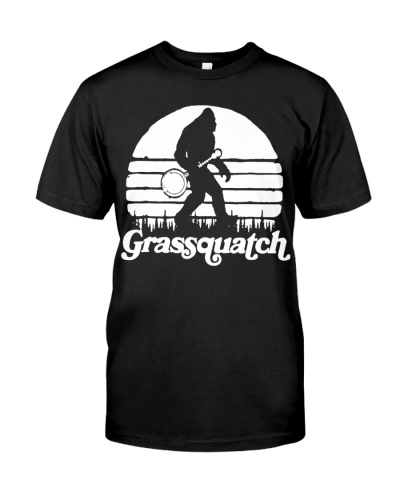 Grassquatch Banjo