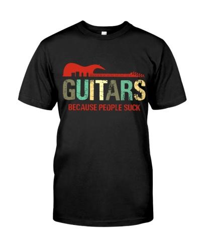 Guitar Because People Suck