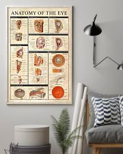 Optometrist Anatomy Of The Eye 11x17 Poster lifestyle-poster-1