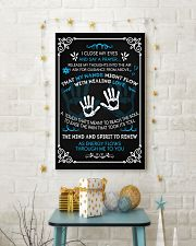 Massage Therapist  Say a Prayer 11x17 Poster lifestyle-holiday-poster-3