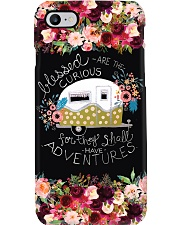 Camping Blessed Are The Curious Phone Case i-phone-7-case