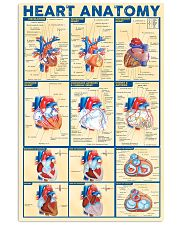 Paramedic Heart Anatomy 11x17 Poster front
