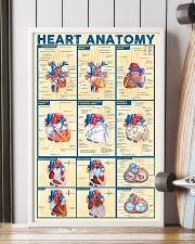 Paramedic Heart Anatomy 11x17 Poster lifestyle-poster-4