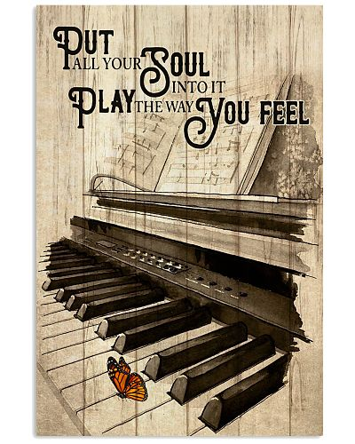 Pianist Play The Way You Feel