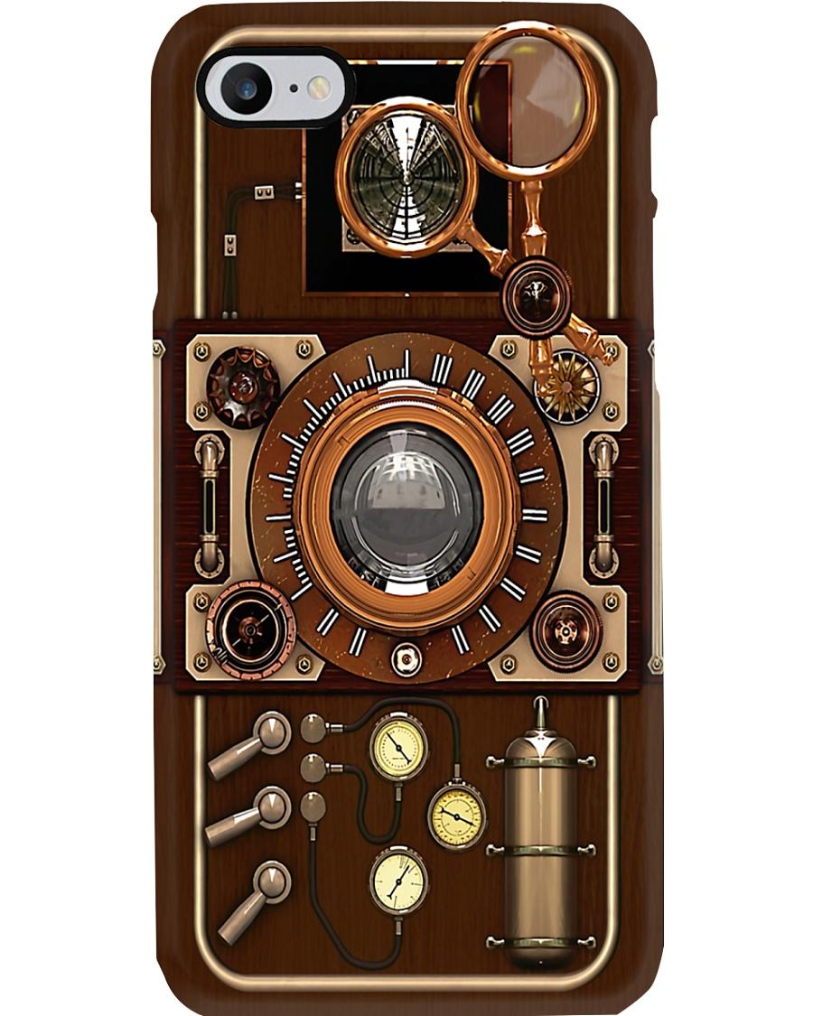 Photographer Vintage Phone Case