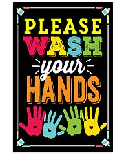 Wash Your Hands Teacher  11x17 Poster front