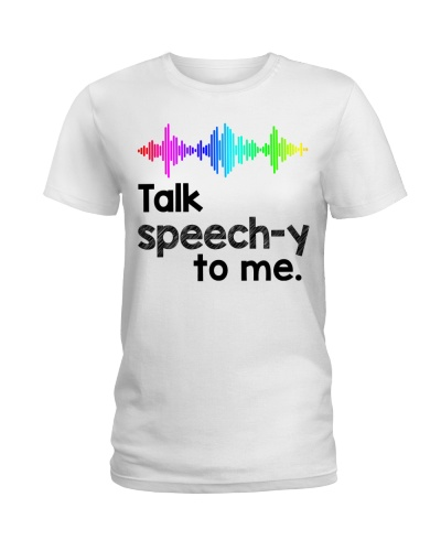 Speech Language Pathologist Talk Speechy