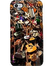 Guitar Many Image Phone Case i-phone-7-case