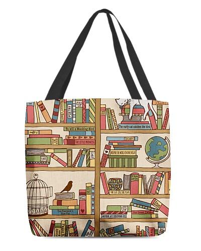 Librarian Bookshelf