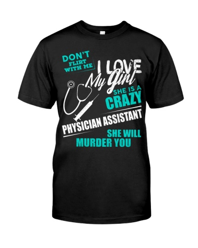 Physician Assistant - Don't flirt with me