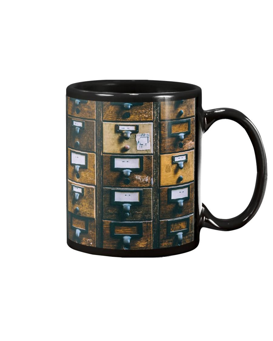 Librarian Cards Mug