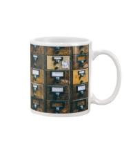 Librarian Cards Mug tile